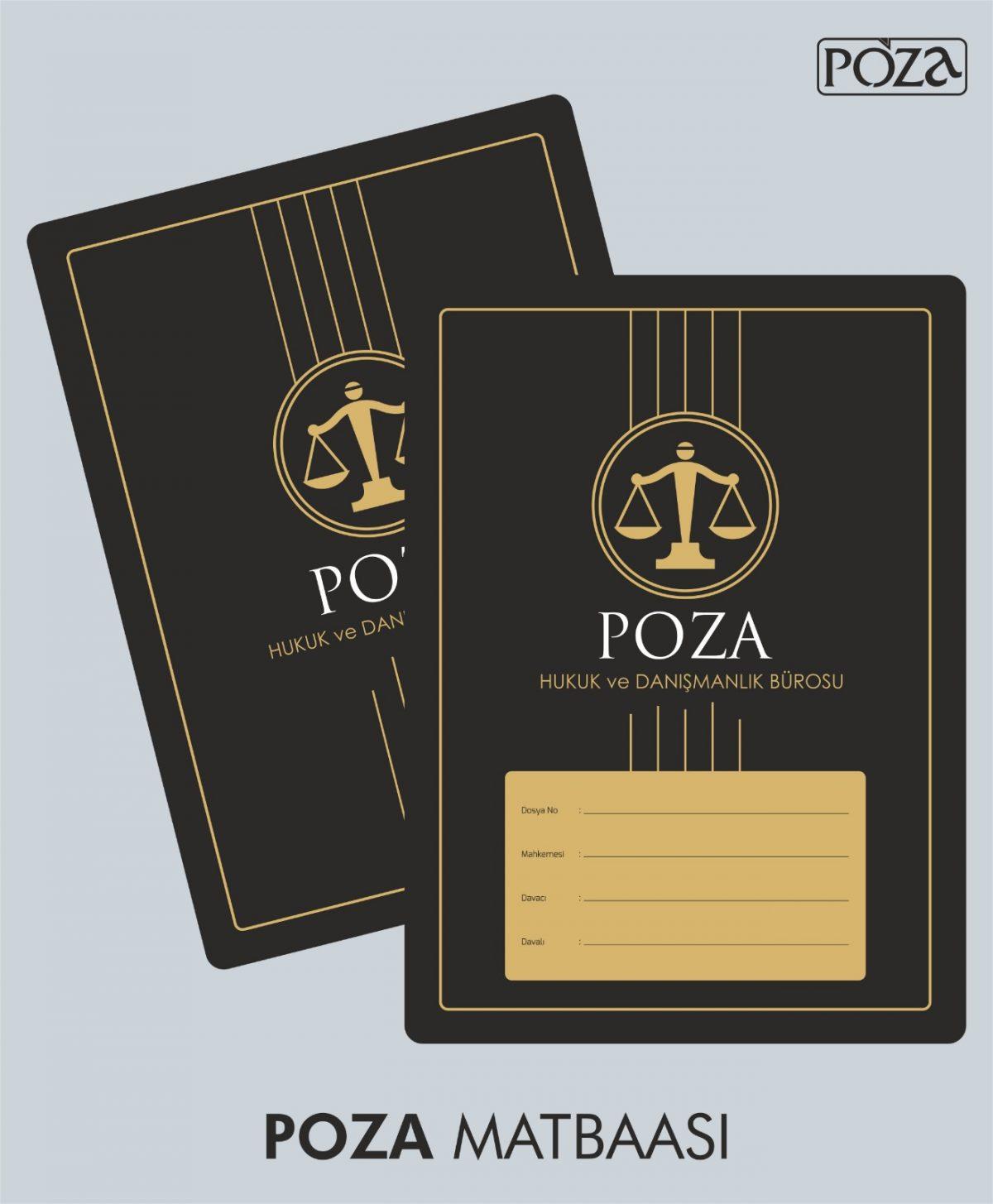 avukat büro dosyası model 4