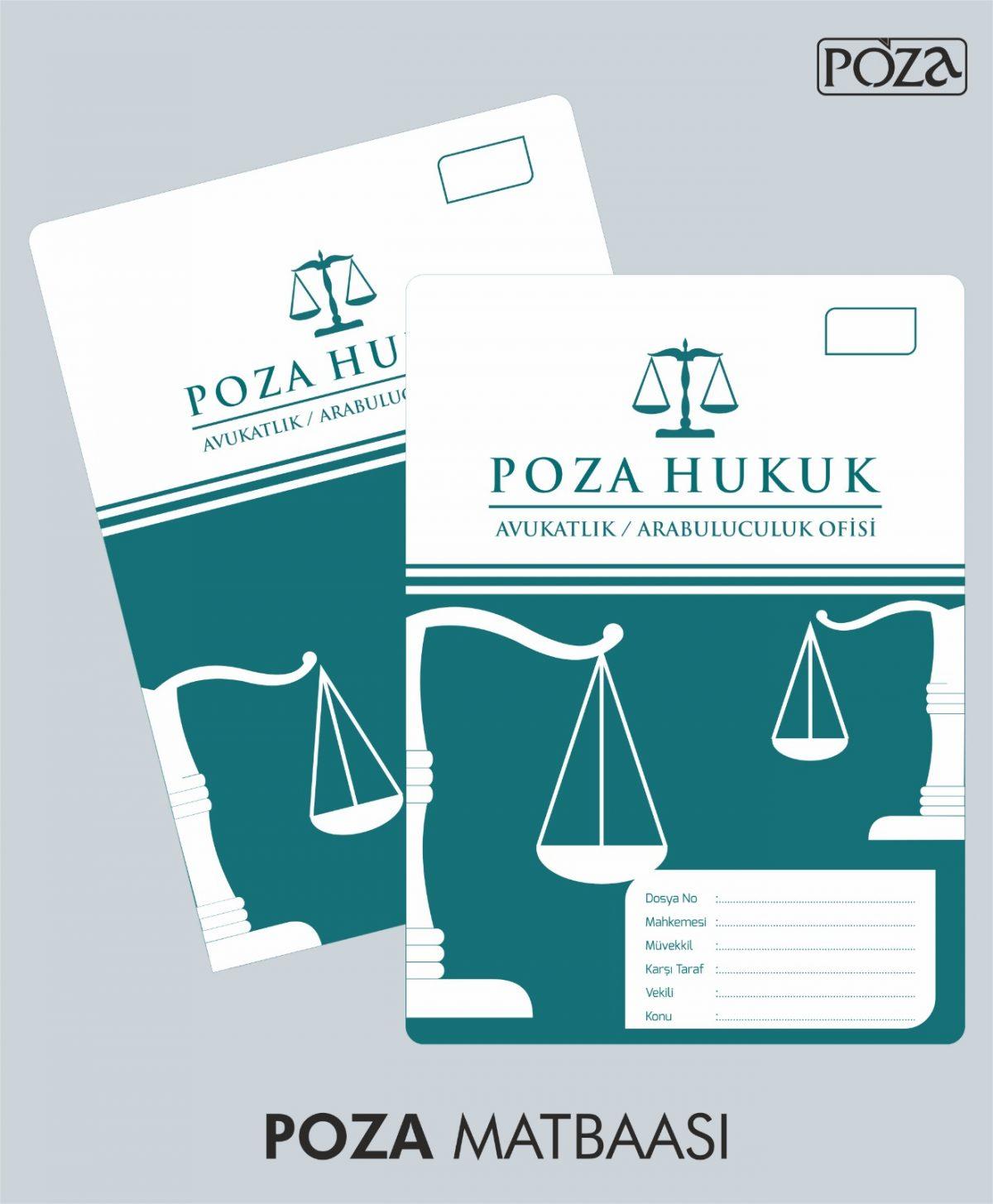 avukat büro dosyası model 5