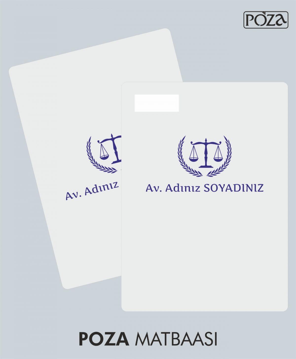 avukat dosyası model 12