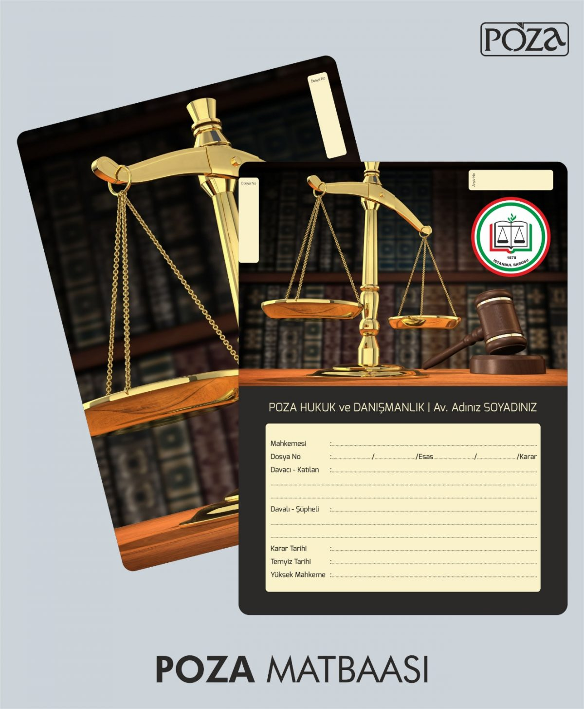 avukat dosyası model 14