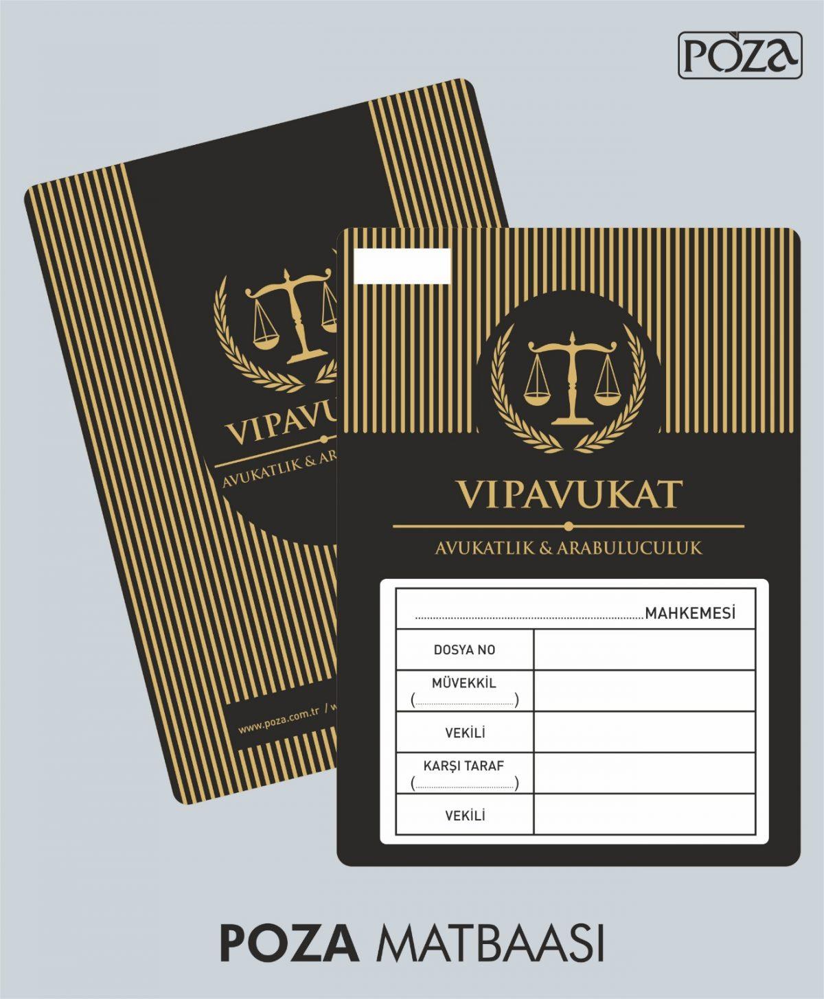 avukat dosyası model 23