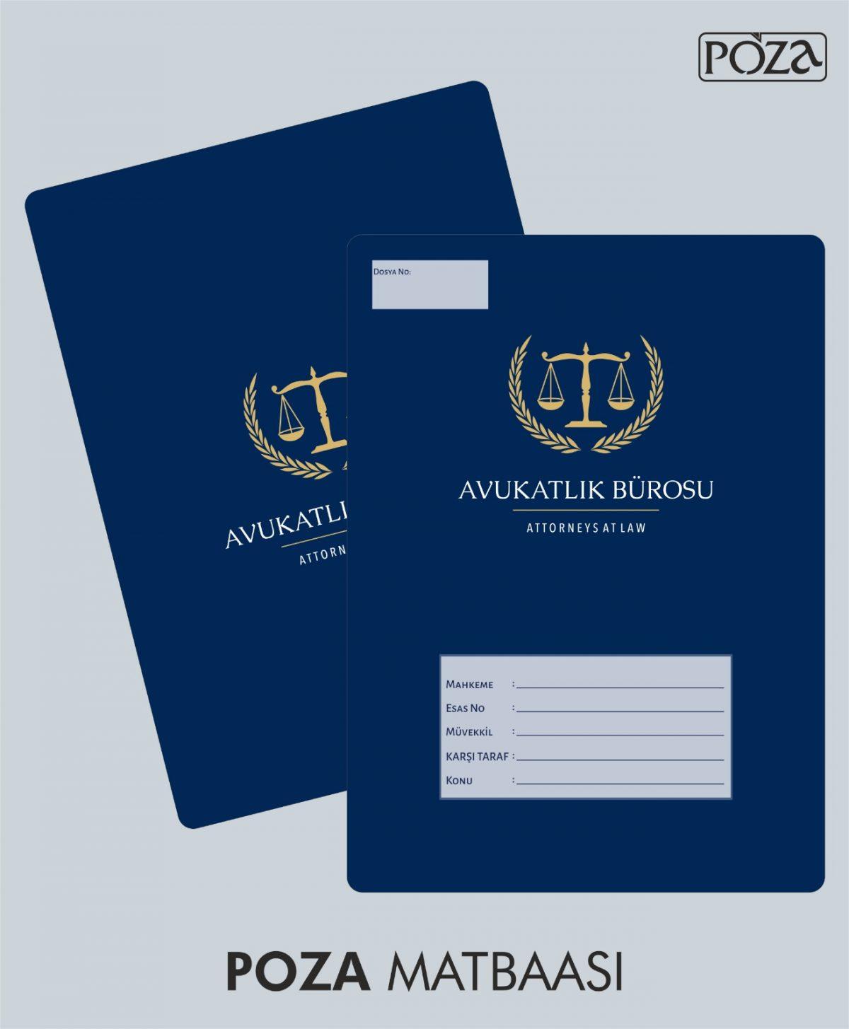 avukat dosyası model 24