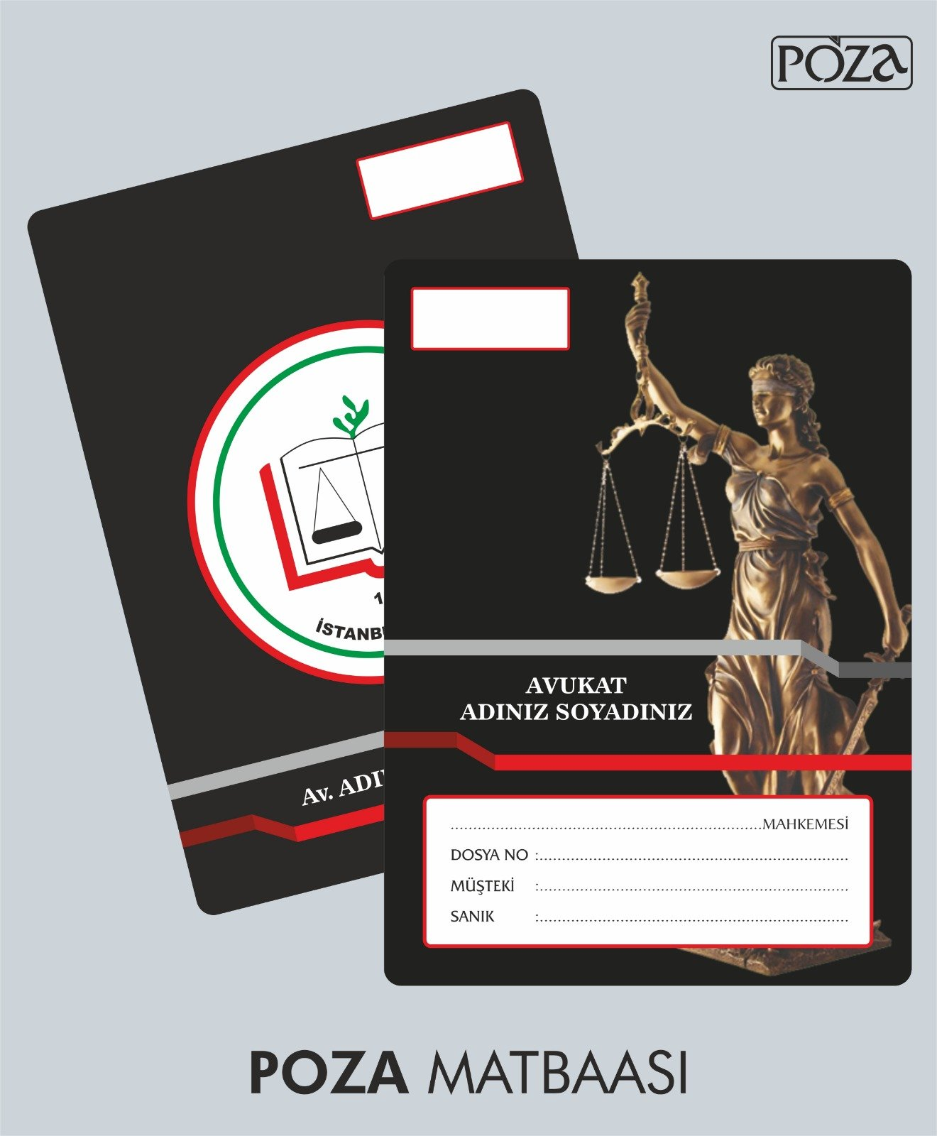 avukat dosyası model 28
