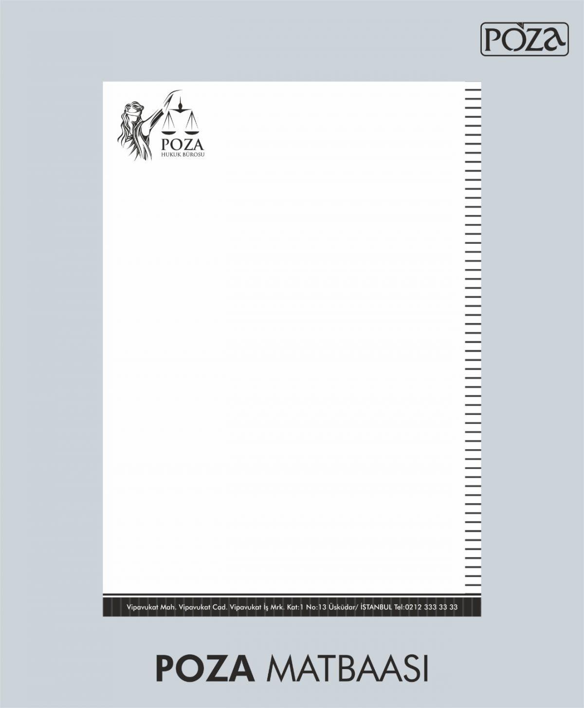 avukat antetli kağıt 12