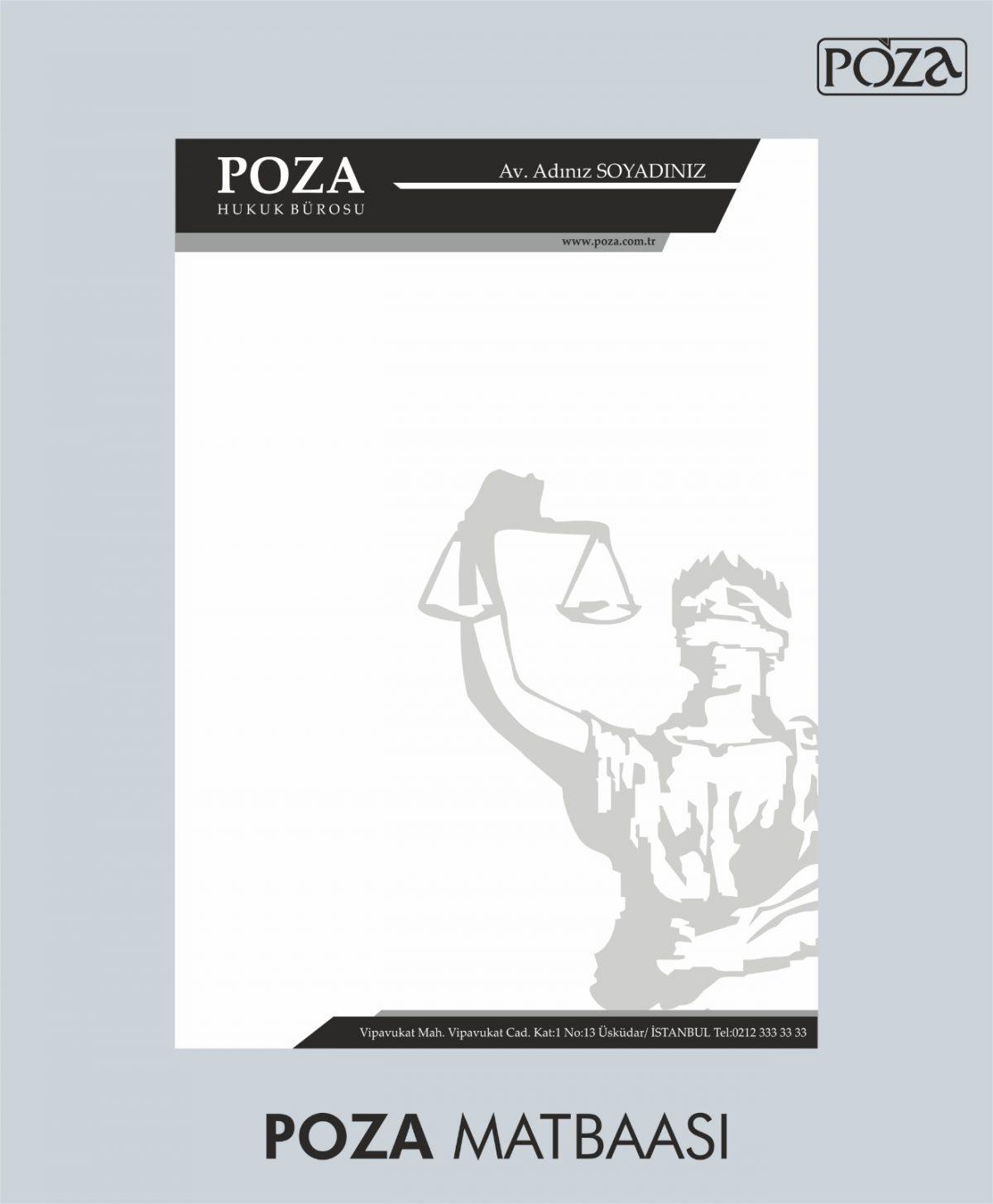 avukat antetli kağıt 18