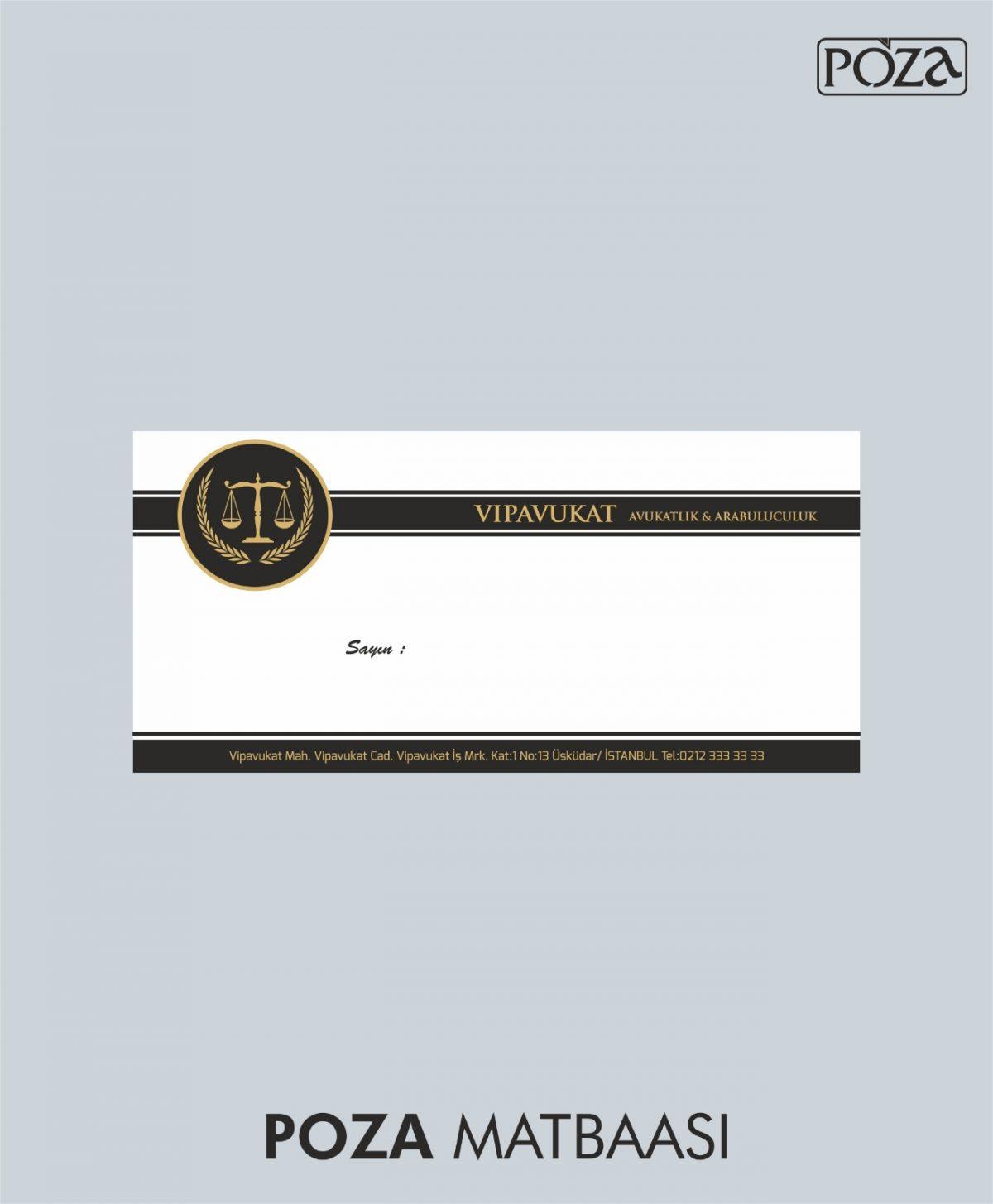avukat diplomat zarf 14