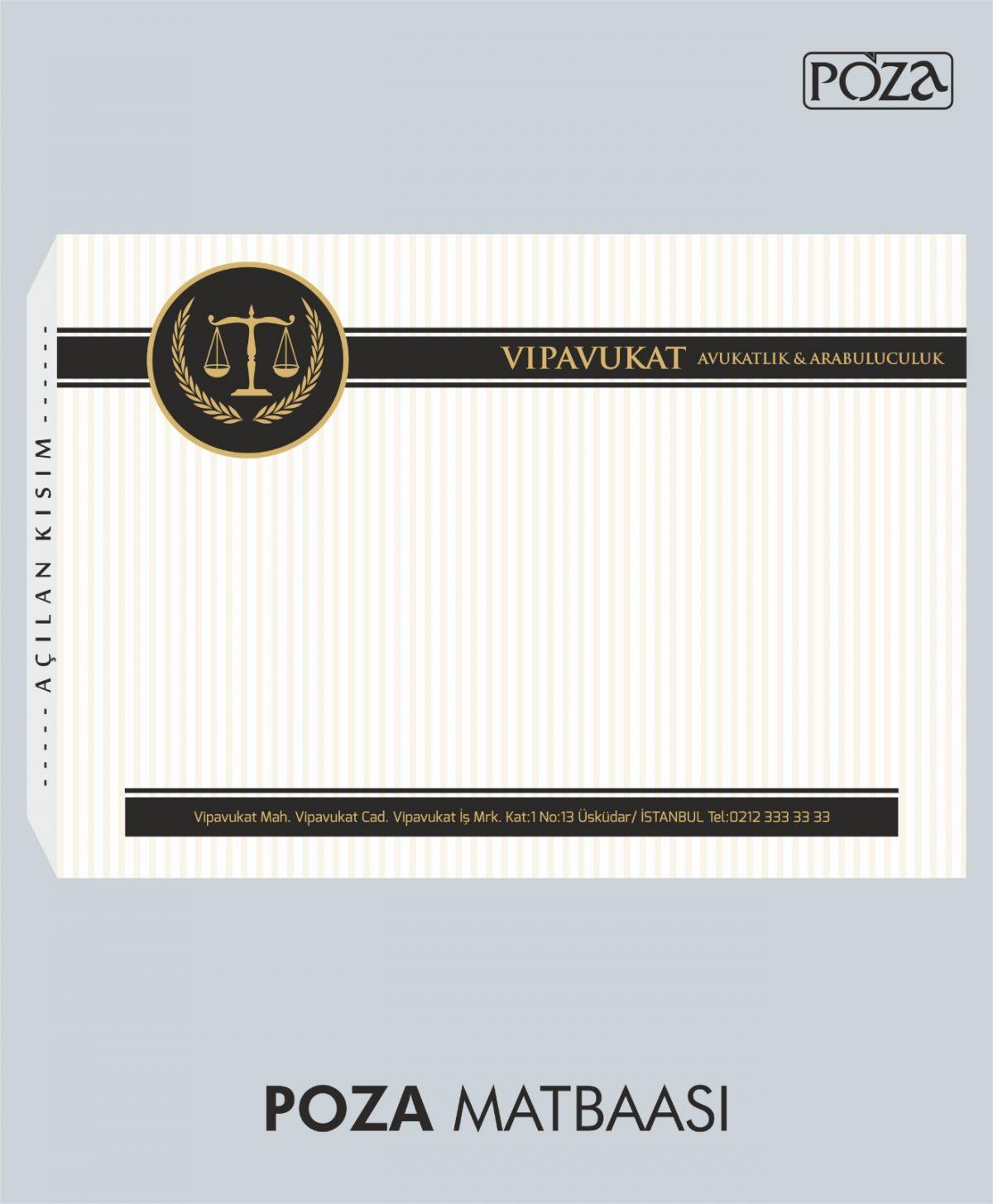avukat torba zarf 14